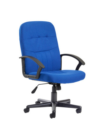 Cavalier Fabric Managers High Back Chair