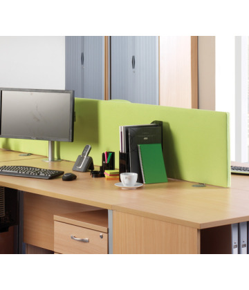 Straight Desk Mounted Screen