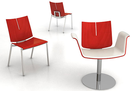 Versteel Quanta Collection introduced at NeoCon Chicago