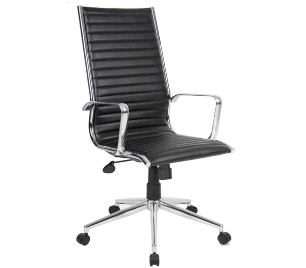 Bari Faux Leather Executive Chair