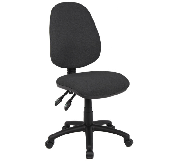 Vantage 100 Fabric Operator Chair No Arms