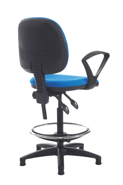 Vantage Plus Draughtsman S Chair Fabric Task And