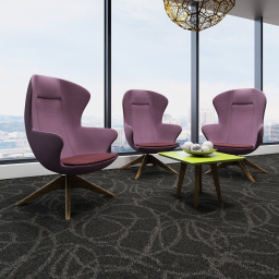 Figaro Designer Lounge Seating