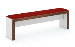 Slab Bench Dining